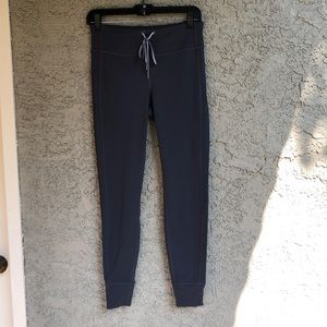 Athleta Grey Leggings, M